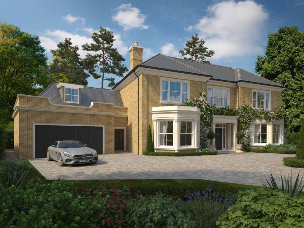 Delightful LUXURY NEW HOUSE FOR SALE U2013 Portland House, Sunninghill, ...