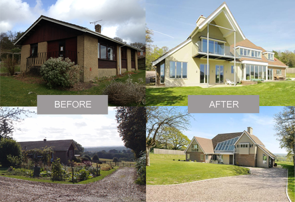 DESIGN AND BUILD Croft Homes